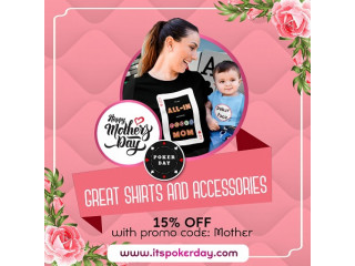 Poker items for Mother's Day