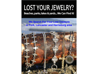 Looking for your lost jewelry in York, Lancaster or Harrisburg, PA?