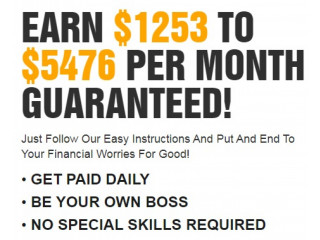 Get Paid Today! Enough Of The BS