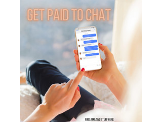 Get Paid To Chat With The Worlds First Free Chat App